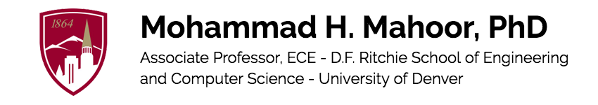 Mohammad H. Mahoor, PhD